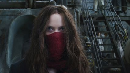 Watch the trailer for Peter Jackson's new film 'Mortal Engines'