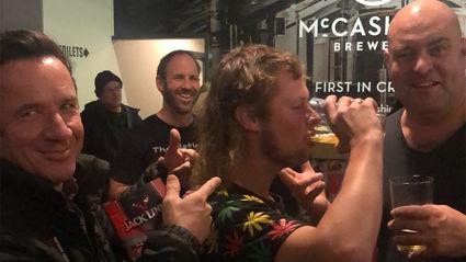 Radio Hauraki Brewery Tour - Day 2 Diary