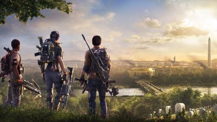 Watch the E3 trailer for 'The Division 2'