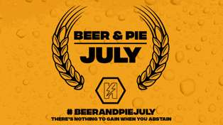 Beer & Pie July