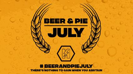 Beer & Pie July