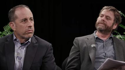 Jerry Seinfeld & Cardi B: Between Two Ferns With Zach Galifianakis