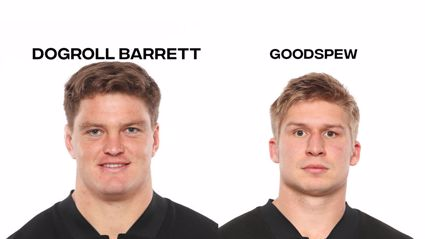 The ACC's official All Blacks team nicknames vs France 3rd Test