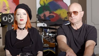 Watch Garbage talk about the making of their legendary album 'Version 2.0'