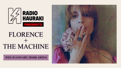 Radio Hauraki presents Florence + The Machine live in NZ