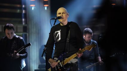Watch Smashing Pumpkins new music video Solara