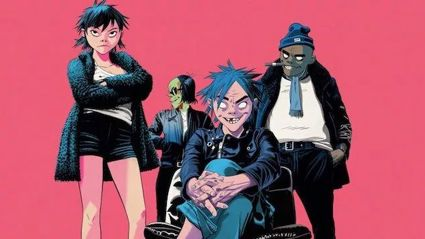 The story behind Gorillaz' latest album