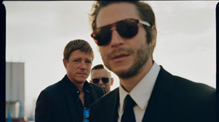 "Watch the video for Interpol latest tune ""The Rover"""