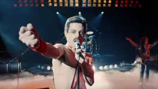 Watch the latest trailer for the Freddie Mercury biopic 'Bohemian Rhapsody'