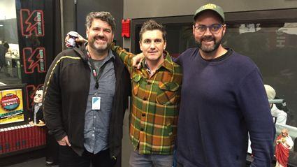 Scotty J & James McOnie interview Matt Chisholm