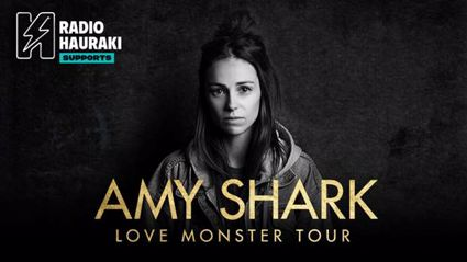 Win tickets to see Amy Shark