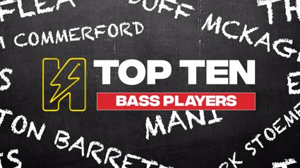 Radio Hauraki's Top 10 - Bass Players