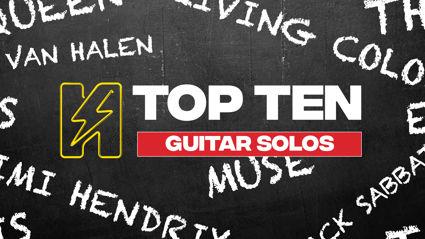 Radio Hauraki's Top 10 - Guitar Solos