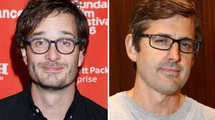 "David Farrier labelled a ""shitty"" Louis Theroux"