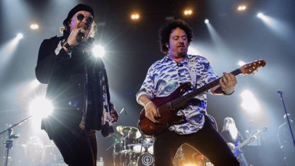 "Watch Toto cover Weezer's ""Hash Pipe"""