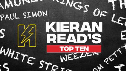 Radio Hauraki's Top 10 - Kieran Read