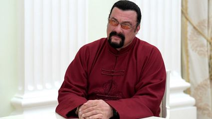Russia names US movie star Steven Seagal a special envoy to US