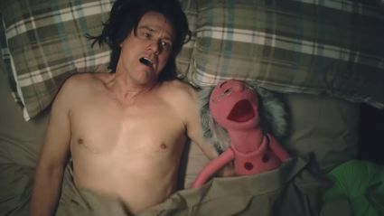 Watch the trailer for Jim Carrey's new TV show 'Spark of Greatness'