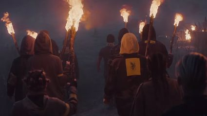 "Watch the video for the new Twenty One Pilots song ""Levitate"""
