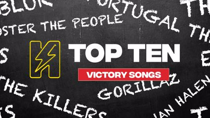 Radio Hauraki's Top 10 - Victory Songs
