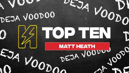 Radio Hauraki's Top 10 - Matt Heath