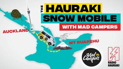 AUCKLAND: Win the Hauraki Snow Mobile & Ruapehu Ski Pass for the weekend