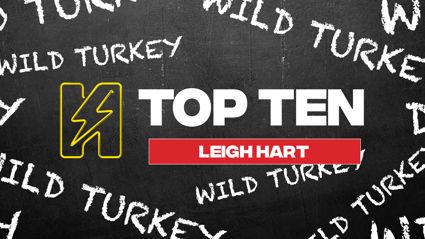 Radio Hauraki's Top 10 - Leigh Hart