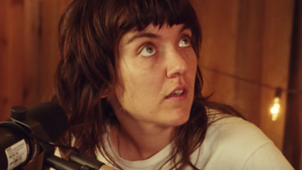 "Watch the new Courtney Barnett video for the tune ""Charity"""