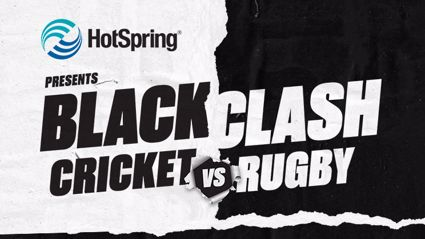 The Hot Spring T20 Christchurch Black Clash