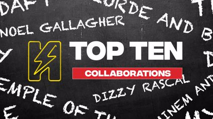 Radio Hauraki's Top 10 - Collaborations