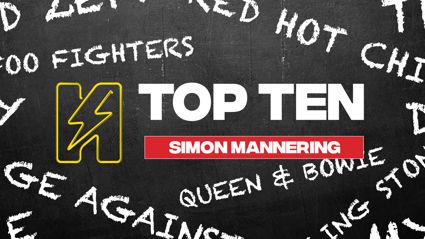 Radio Hauraki's Top 10 - Simon Mannering