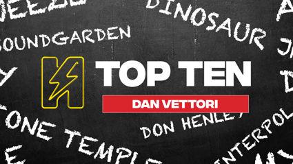 Radio Hauraki's Top 10 - Dan Vettori