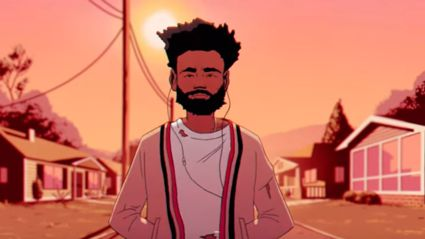 "Watch the new video for ""Feels Like Summer"" by Childish Gambino"