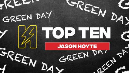 Radio Hauraki's Top 10 - Jason Hoyte