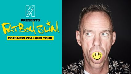 Win tickets to Fatboy Slim