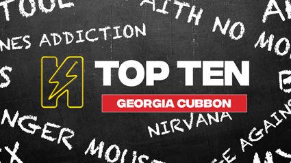 Radio Hauraki's Top 10 - Georgia Cubbon