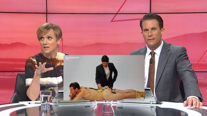 Hilz Baz was shocked and appalled by Matt & Jerry's nude sushi video