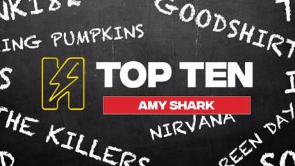 Radio Hauraki's Top 10 - Amy Shark