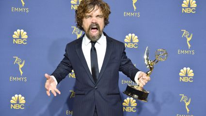 "Peter Dinklage found it ""very sad"" saying goodbye to 'Game of Thrones'"