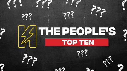 Radio Hauraki's Top 10 - The People's
