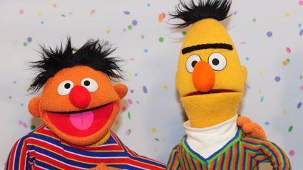 Sesame Street writer says that Bert & Ernie are a couple