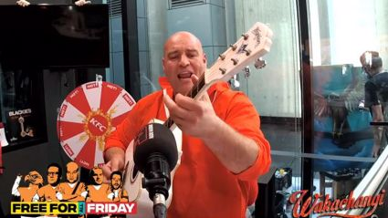 Watch the Free For All Friday Band cover The Rolling Stones