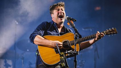 "Listen to Mumford and Sons brand new song ""Guiding Light"""