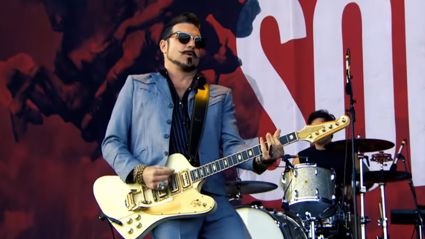 "Watch the video for ""Do Your Worst"" by Rival Sons"