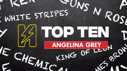 Radio Hauraki's Top 10 - Angelina Grey