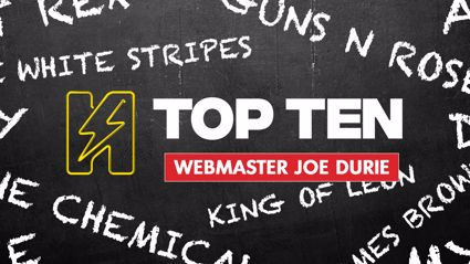 Radio Hauraki's Top 10 - Webmaster Joe Durie