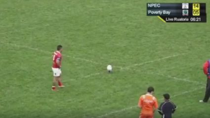 Please enjoy the greatest piece of rugby commentary ever!