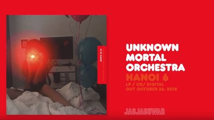Unknown Mortal Orchestra announces surprise new instrumental album