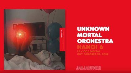 Unknown Mortal Orchestra announces surprise new instrumental album