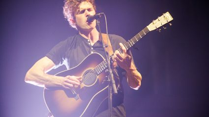 Photos of Vance Joy live